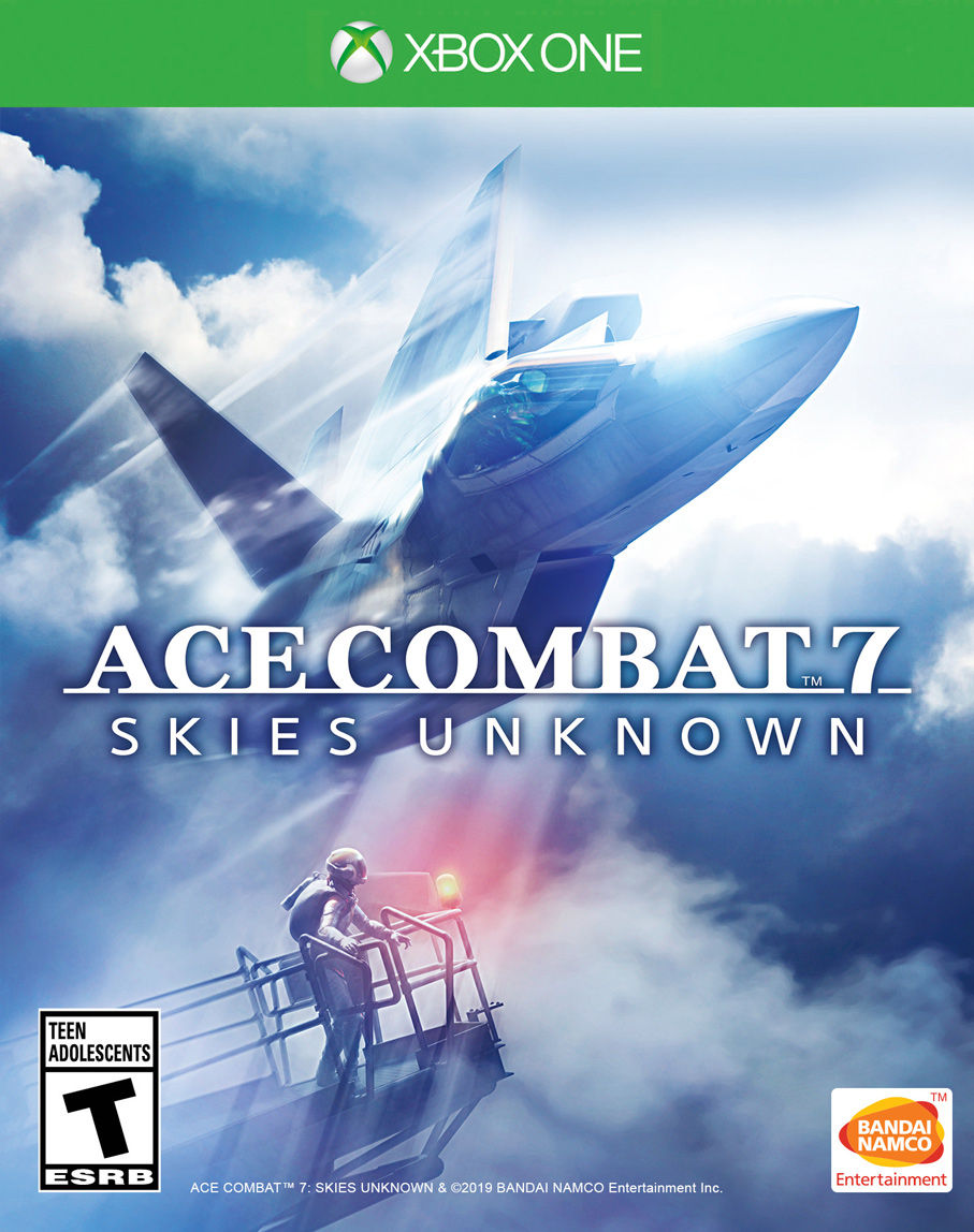 Ace Combat 7 Skies Unknow