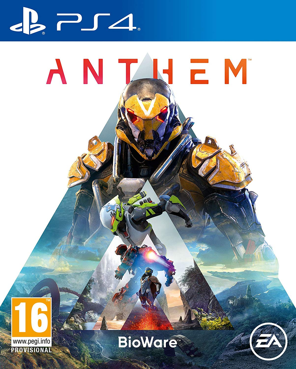 Anthem - PlayStation 4 Játékok