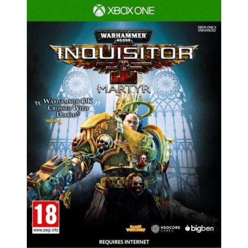 Warhammer 40,000: Inquisitor – Martyr - Xbox One Játékok