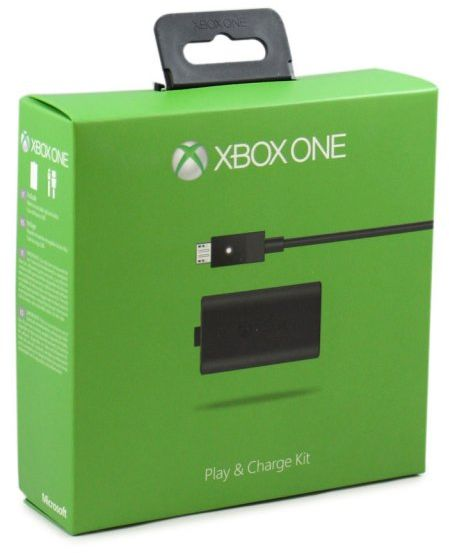 Xbox One Play And Charge Kit OEM