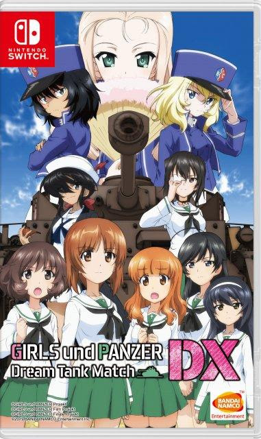Girls und Panzer Dream Tank Match DX