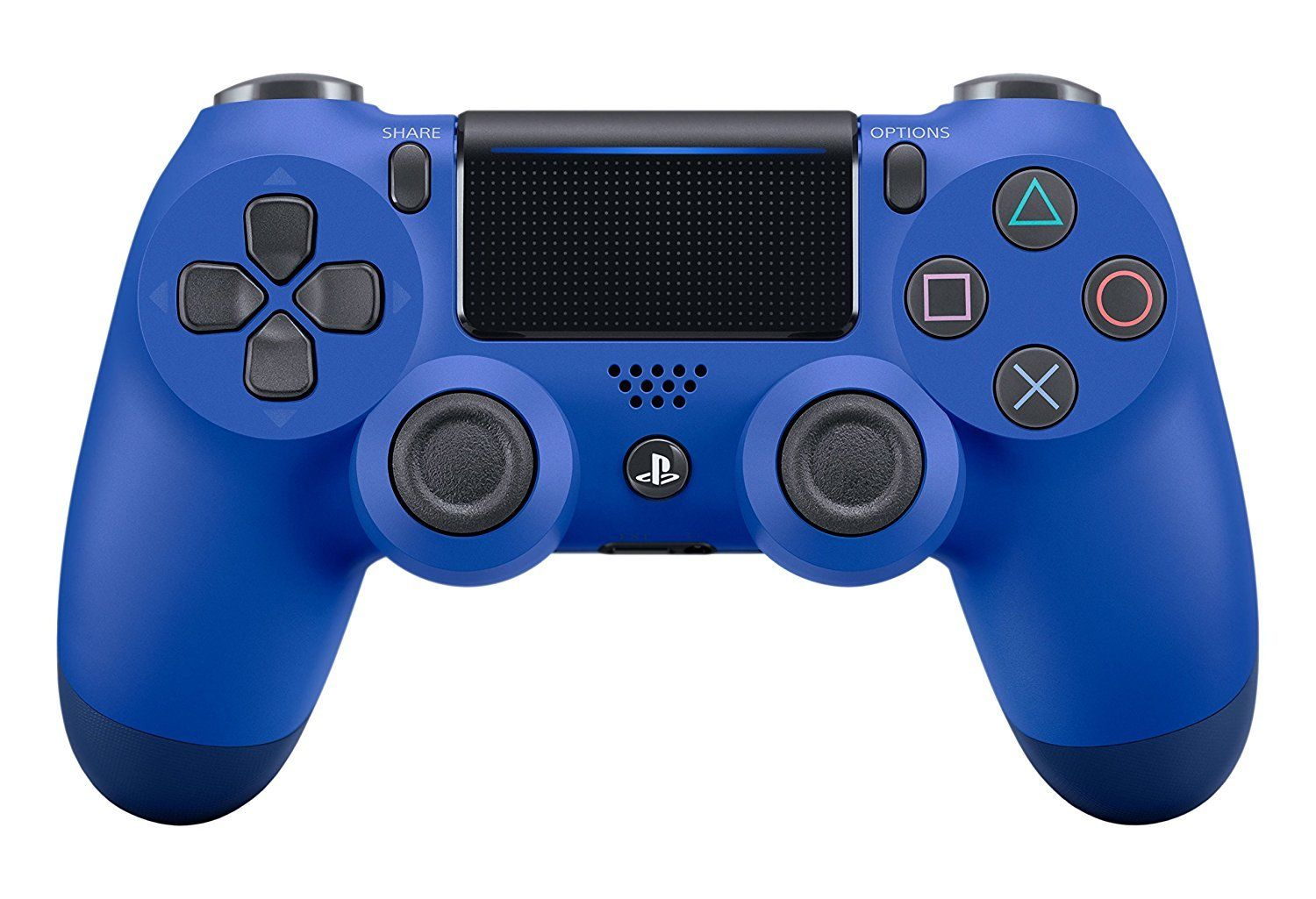 Sony Playstation 4 Dualshock 4 Wireless Controller Blue (Refurbished/felújított)