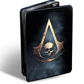 Assassins Creed IV Black Flag Skull Edition