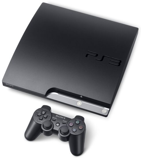 PlayStation 3 Slim 500 GB - PlayStation 3 Gépek