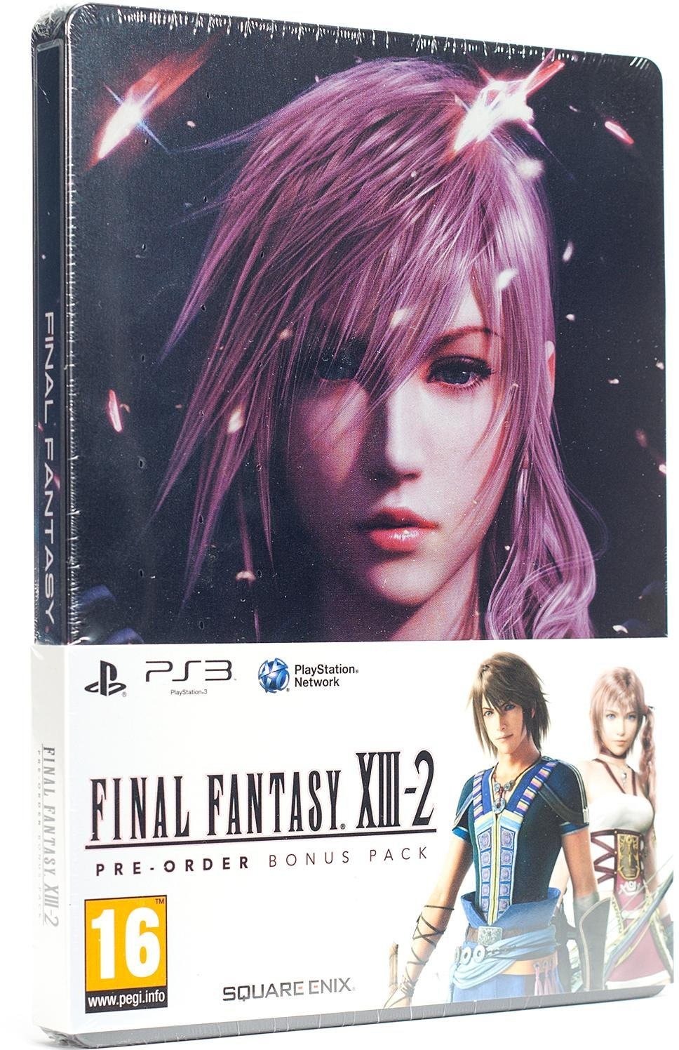 Final Fantasy XIII-2 Pre Order Bonus Pack (PS3)