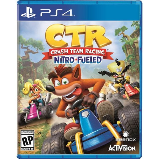 Crash Team Racing Nitro Fueled