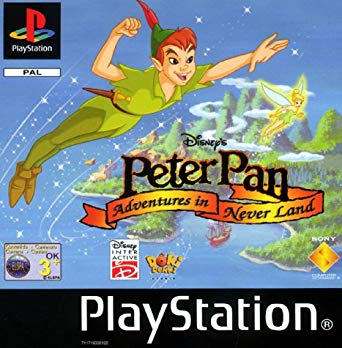 Disney Peter Pan Adventures in Never Land