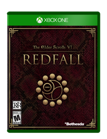 The Elder Scrolls VI Redfall - Xbox One Játékok