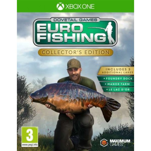Euro Fishing Collectors Edition