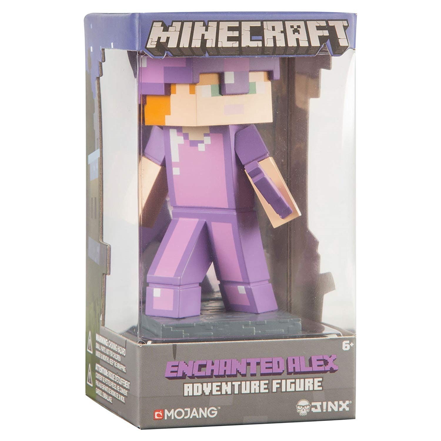 Minecraft Enchanted Alex Adventure Figures Series 1