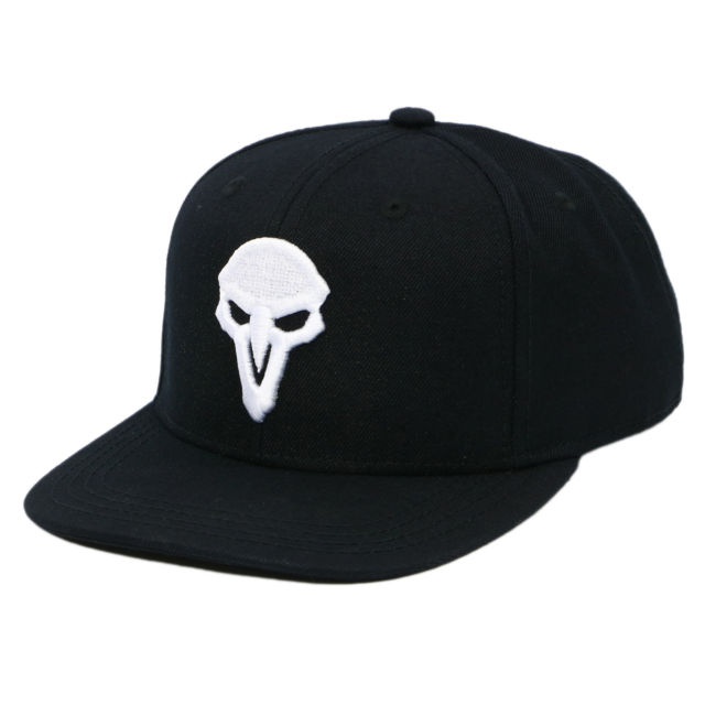 Overwatch Back From The Grave Snap Back Sapka