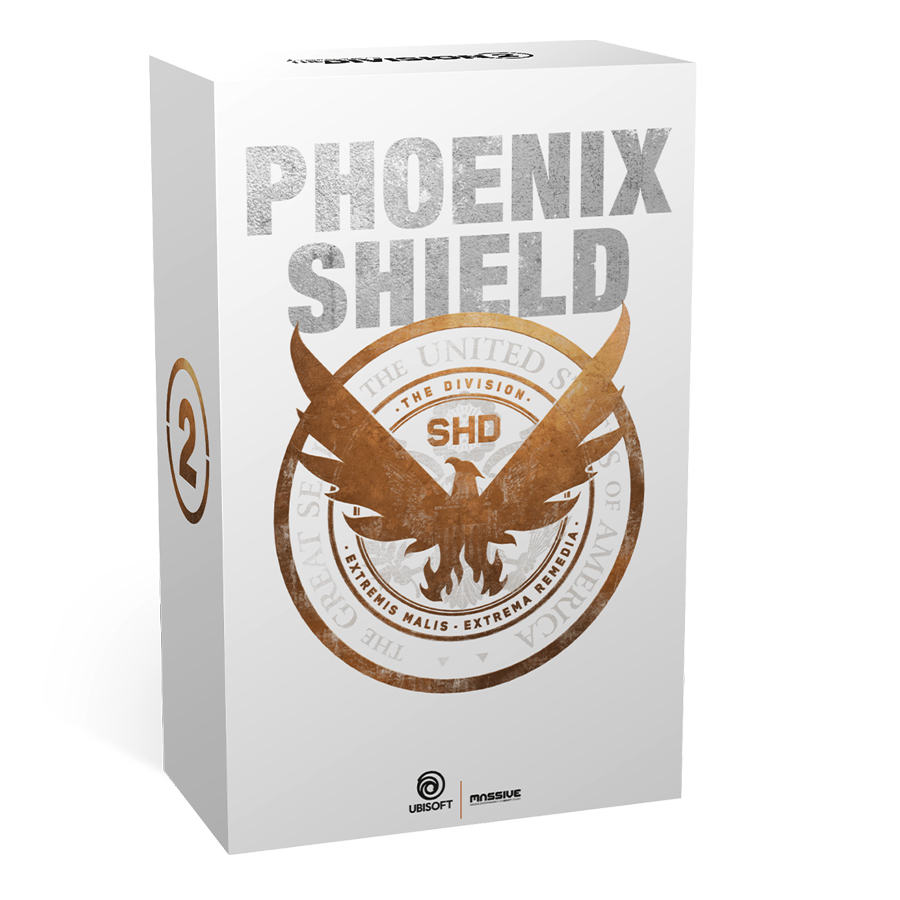 Tom Clancys The Division 2 Phoenix Shield Edition