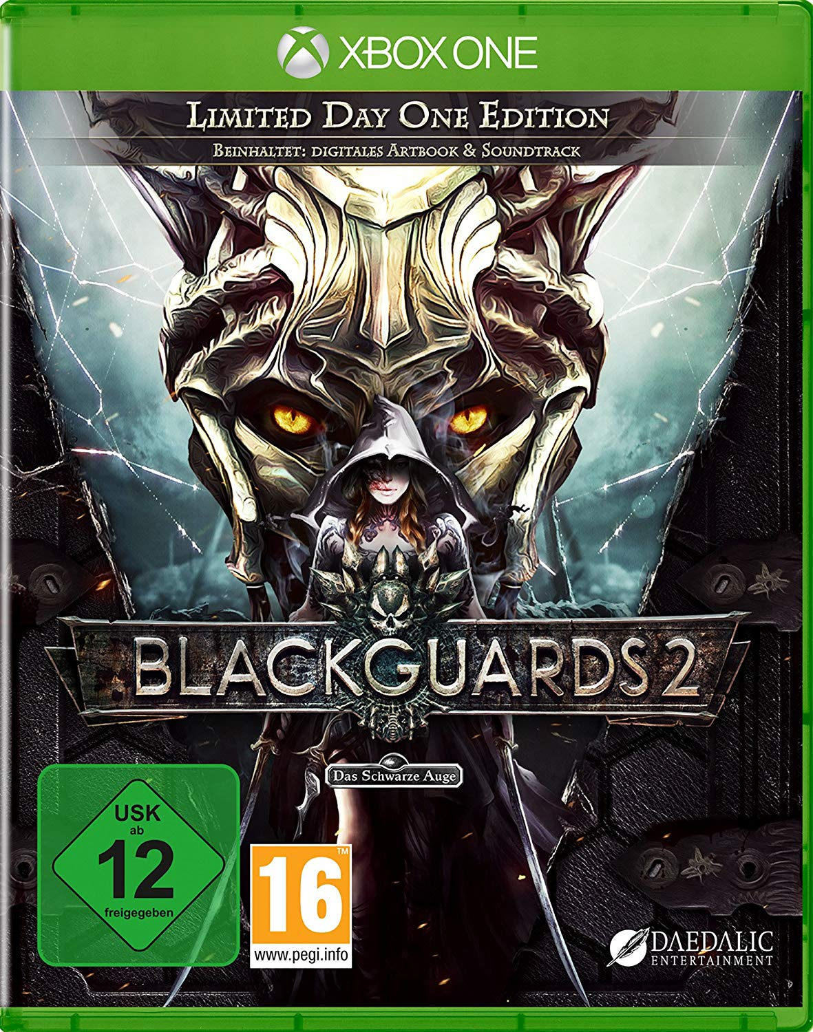 Blackguards 2 Limited Day One Edition - Xbox One Játékok
