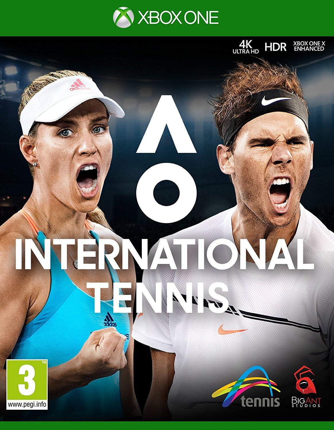 AO International Tennis