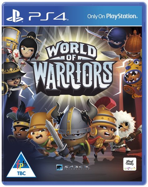 World of Warriors - PlayStation 4 Játékok