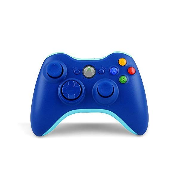 Xbox 360 Wireless Controller  Limited Call of Duty Special Edition Blue