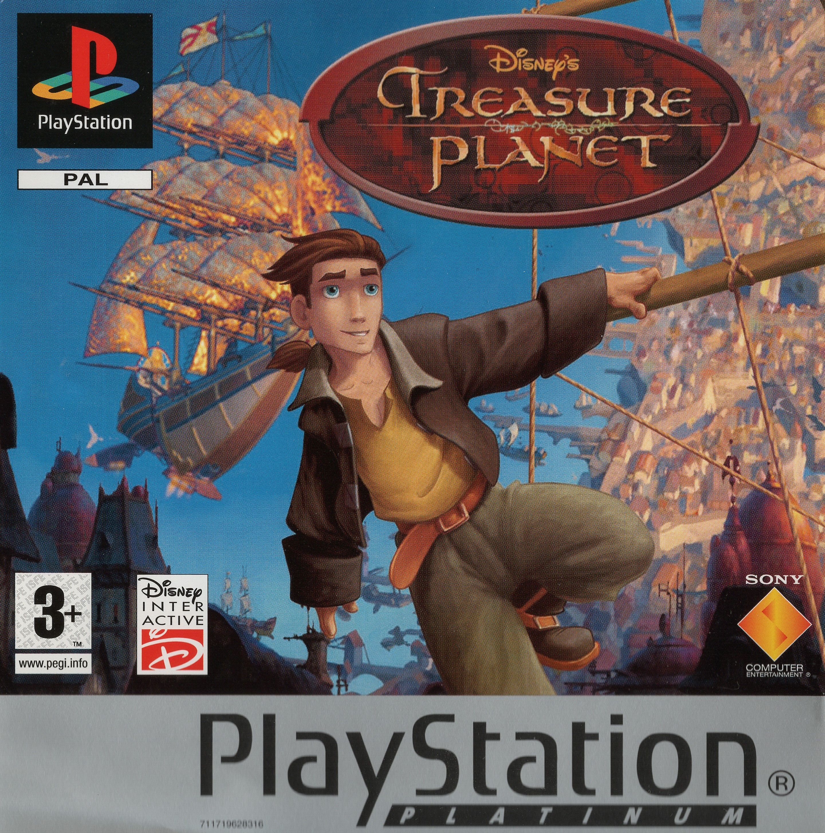 Disneys Treasure Planet