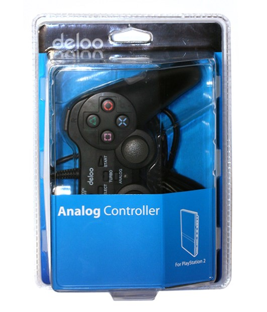 Deloo PS2 Controller