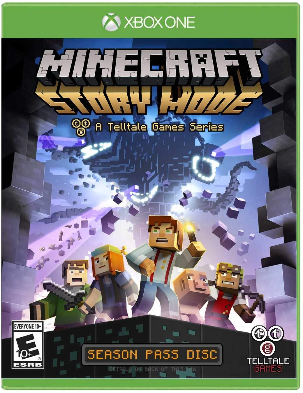 Minecraft Story Mode - Season Pass Disc
