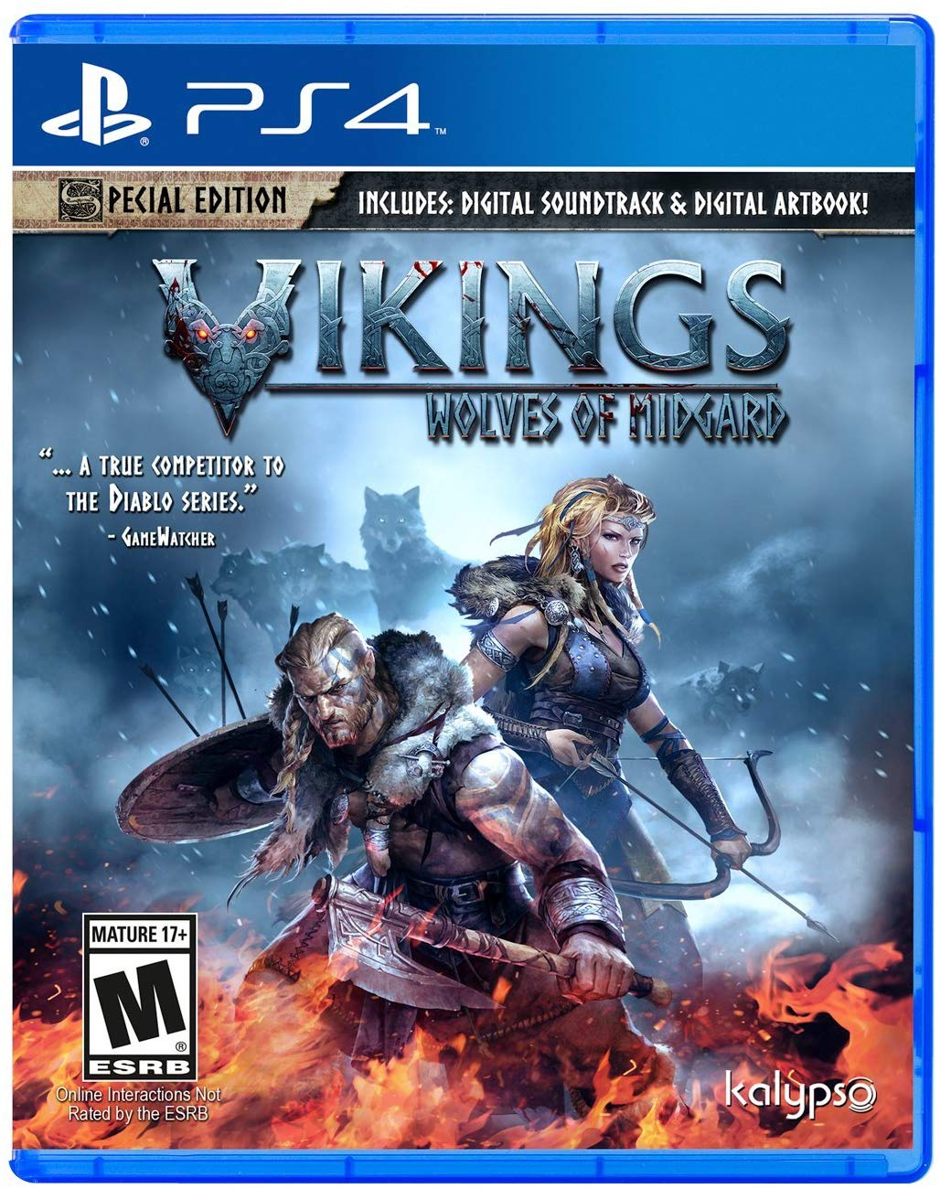 Vikings Wolves of Midgard Special Edition - PlayStation 4 Játékok