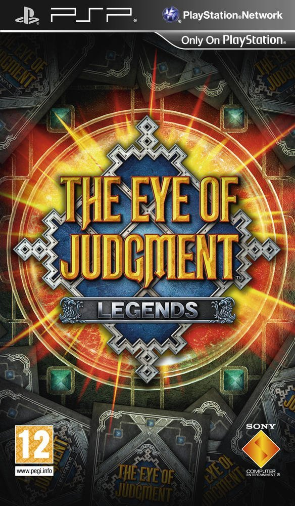 The Eye of Judgment Legends - PSP Játékok