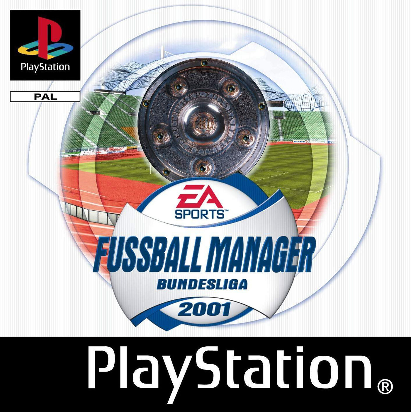 Fussball Manager Bundesliga 2001
