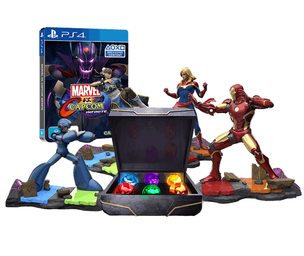 Marvel Vs. Capcom Infinite Collectors Edition