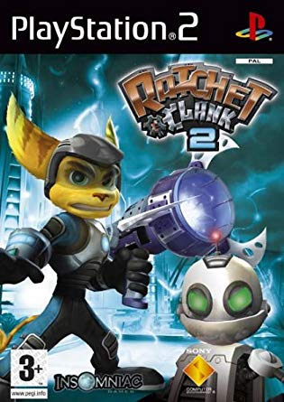 Ratchet and Clank 2 - PlayStation 2 Játékok
