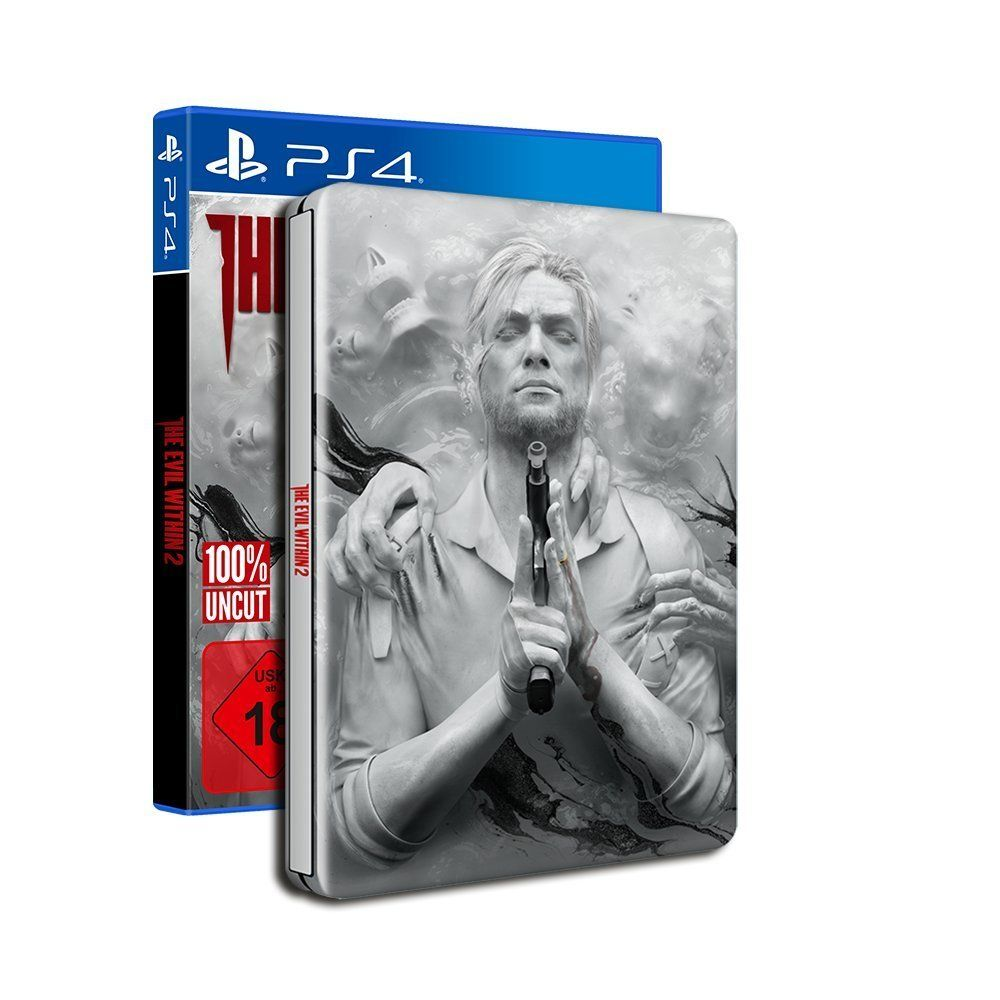 The Evil Within 2 Steelbook