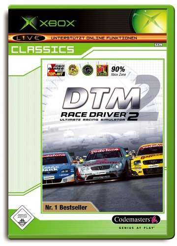 DTM Race Driver 2 Ultimate Race Simulator