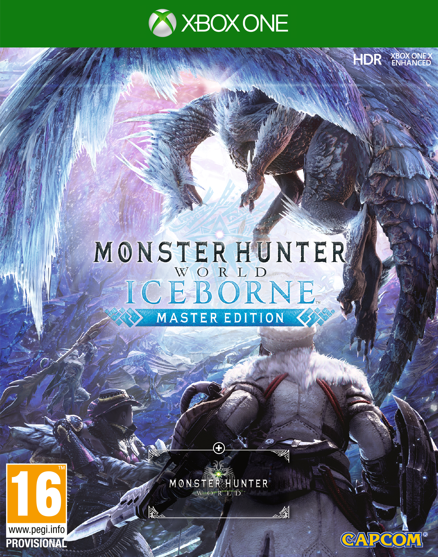 Monster Hunter World Iceborne Master Edition