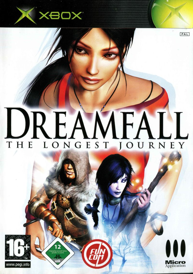 Dreamfall The Longest Jurney
