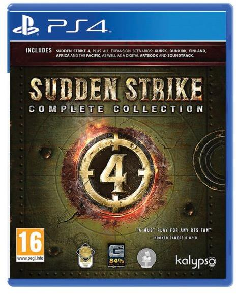 Sudden Strike 4 Complete Collection
