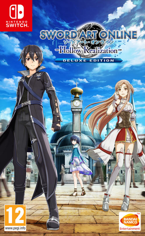 Sword Art Online Hollow Realization Deluxe Edition
