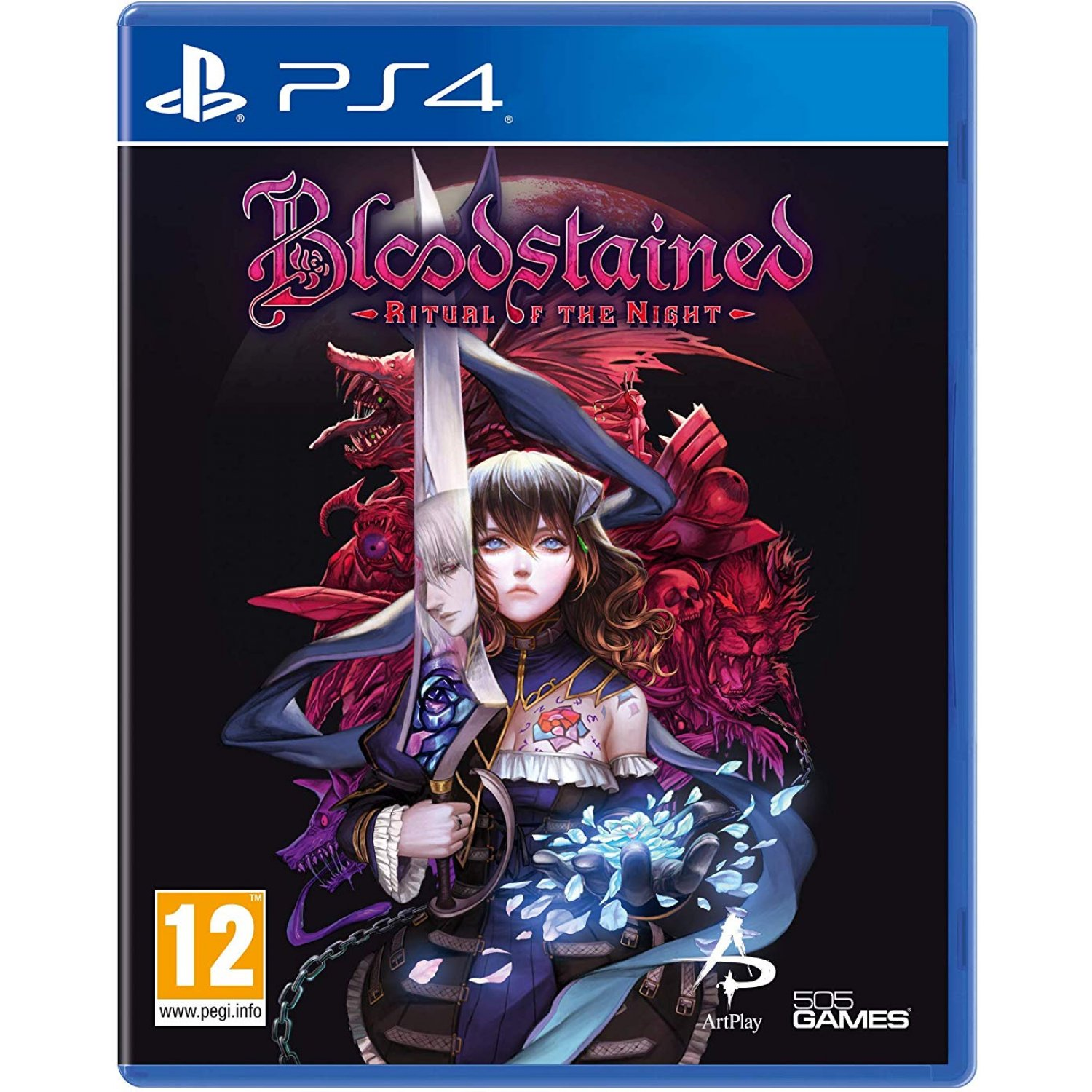 Bloodstained Ritual of the Night - PlayStation 4 Játékok