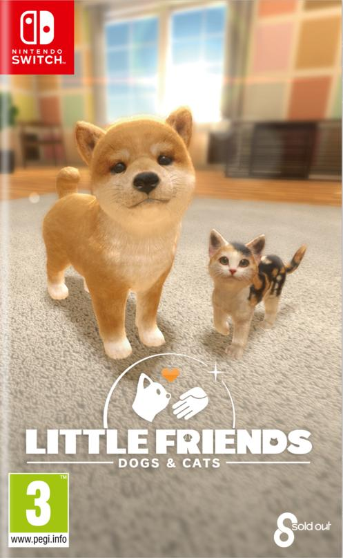 Little Friends Cats & Dogs