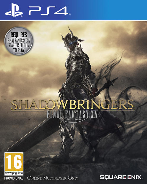 Final Fantasy XIV Online Shadowbringers - PlayStation 4 Játékok