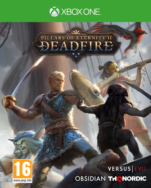 Pillars of Eternity 2 Deadfire