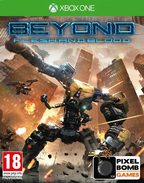 Beyond Flesh & Blood