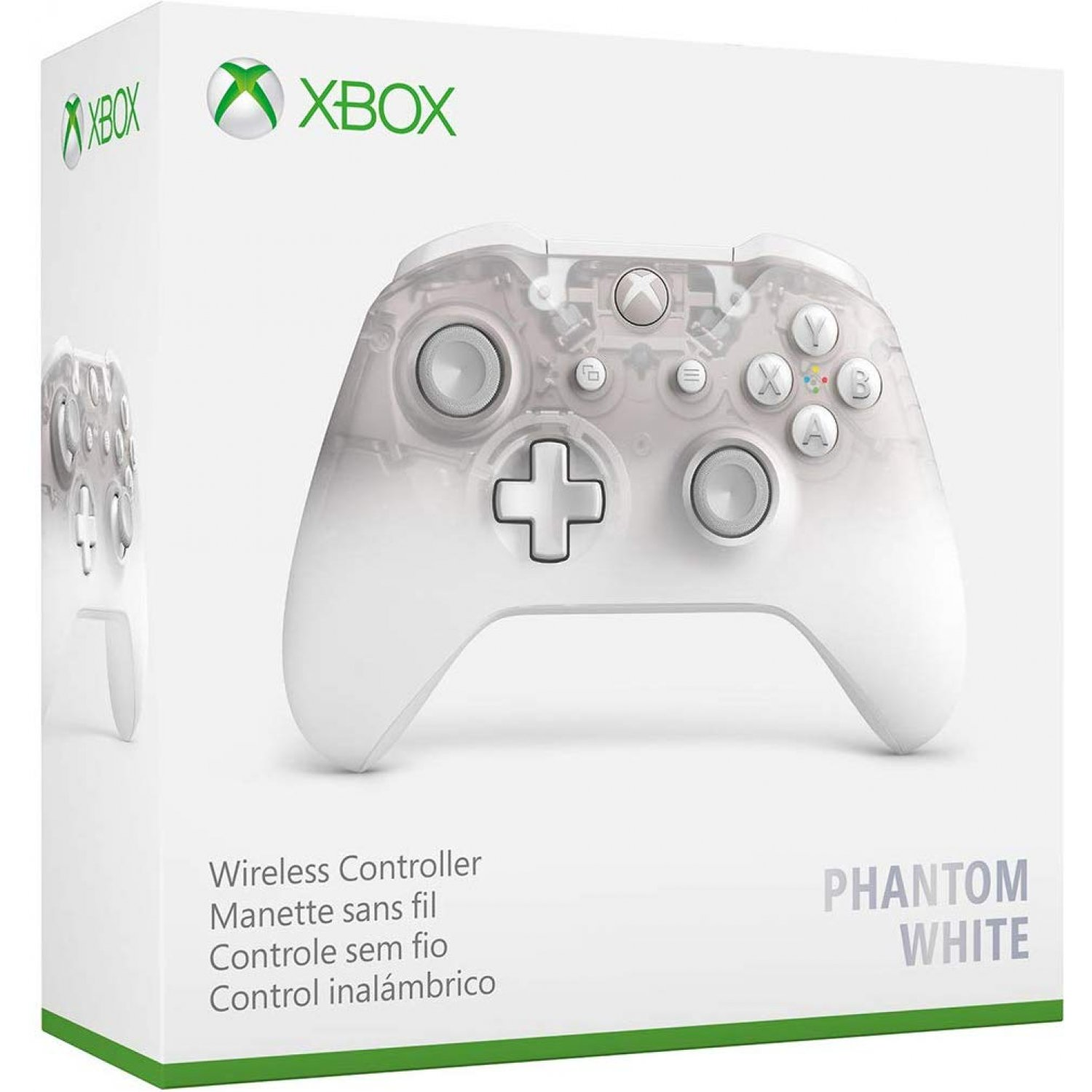 Microsoft Phantom White Special Edition (WL3-00121)