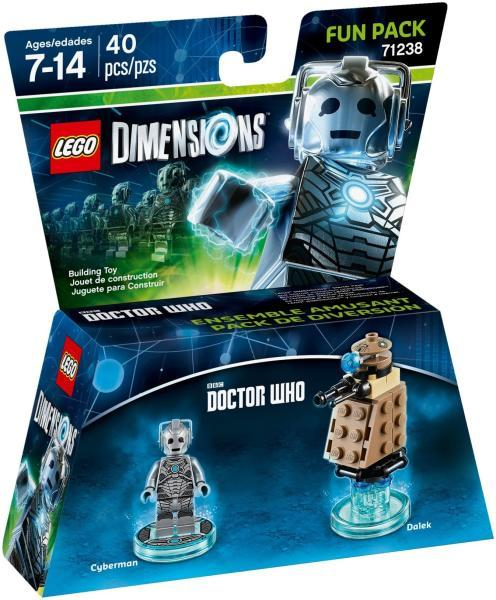 Lego Dimensions Doctor Who Fun Pack (71238)