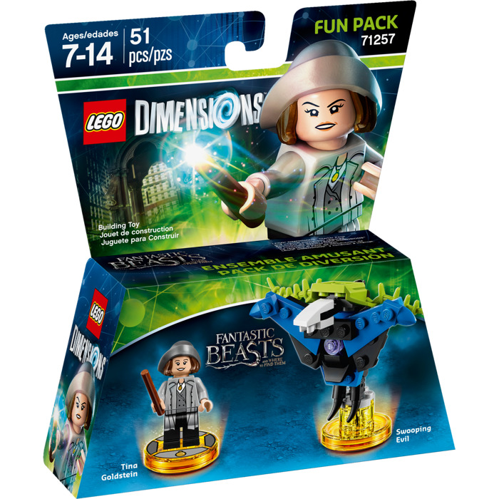Lego Dimensions Fantastic Beasts Fun Pack (71257)