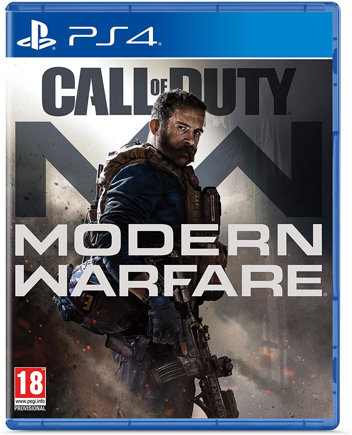 Call of Duty Modern Warfare (2019) - PlayStation 4 Játékok