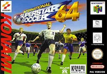 International Superstar Soccer 64 (csak kazetta)