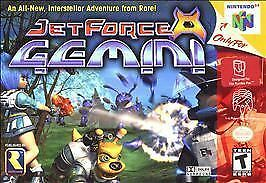 Jet Force Gemini (csak kazetta)
