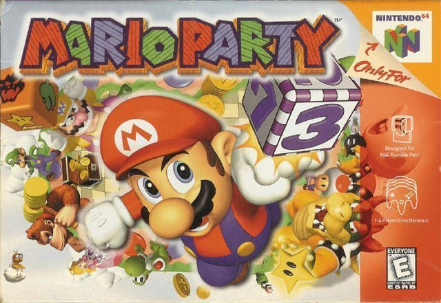 Mario Party (csak kazetta)