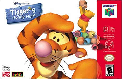 Disney Presents Tiggers Honey Hunt (csak kazetta)