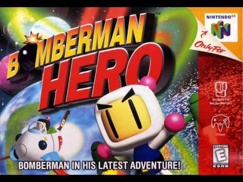 Bomberman Hero (csak kazetta)