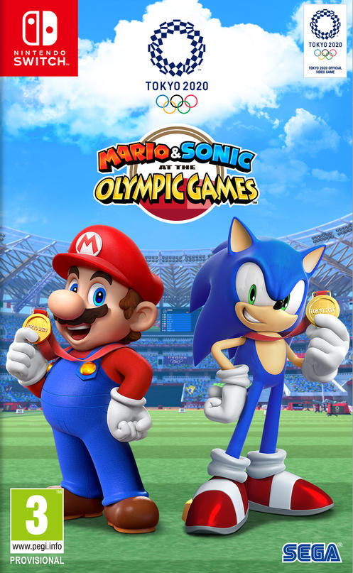 Mario & Sonic at the Olympic Games