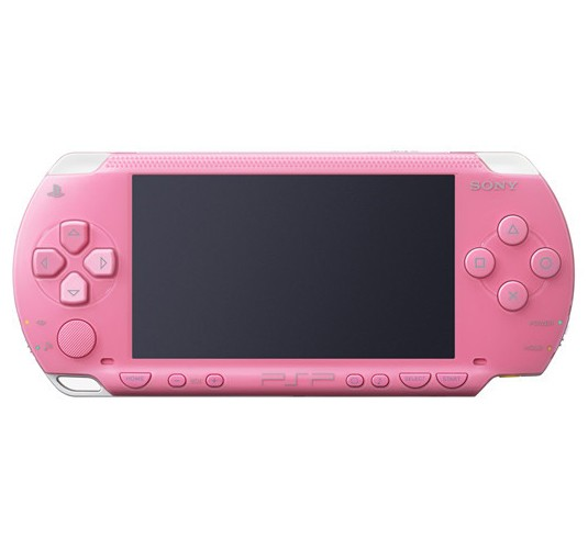 PSP 1004 Pink Special Edition